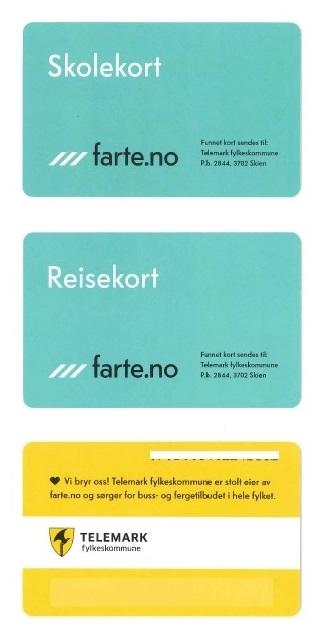 Farte-kort
